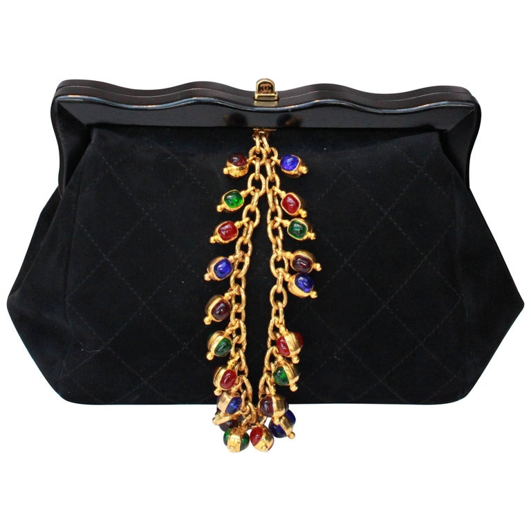 Chanel gorgeous jewel evening bag 1