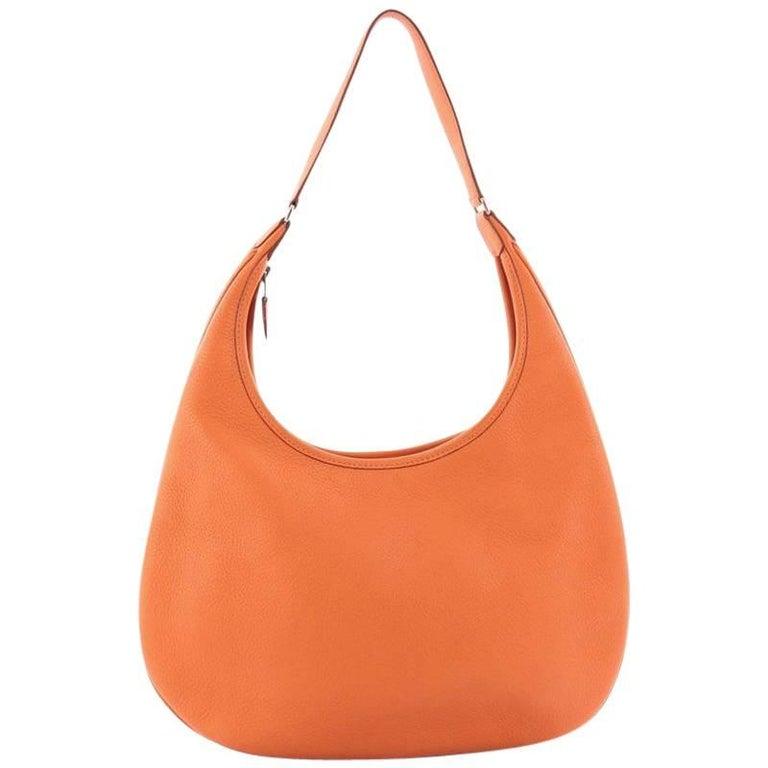 Hermes Leather Gao Bag