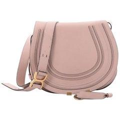 Chloe Marcie Crossbody Bag Leather Medium