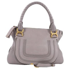 Chloe Marcie Satchel Leather Medium