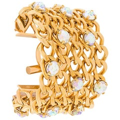 Chanel Link Layered Bracelet
