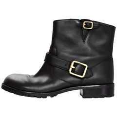 Marc by Marc Jacobs Leather Ankle Boots Sz 38