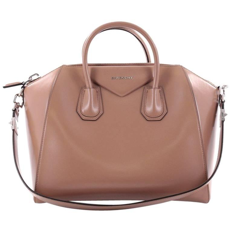 Givenchy Antigona Bag Glazed Leather Medium faBeUpA2