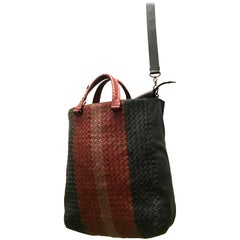 Bottega Veneta Limited Edition Purse / Tote / Messenger Bag