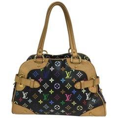 Louis Vuitton Claudia Handbag Monogram Multicolor
