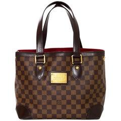 Louis Vuitton Damier Hampstead PM Tote Bag