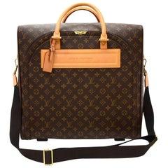 Louis Vuitton Monogram Canvas Travel Bag and Strap