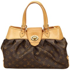 Louis Vuitton Brown Monogram Boetie PM