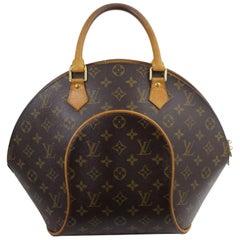 Louis Vuitton Ellipse Handbag GM in Monogram Canvas