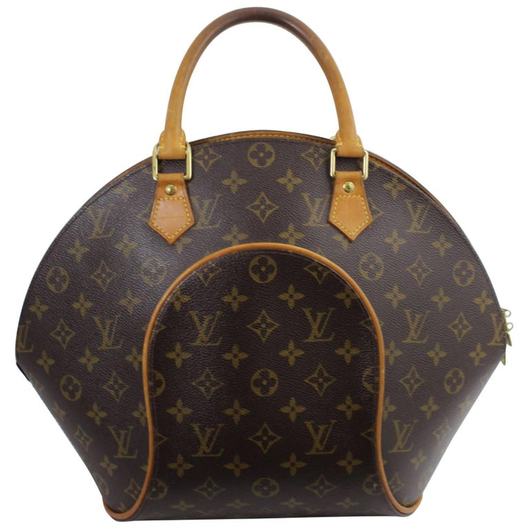 Louis Vuitton Ellipse Handbag Gm In Monogram Canvas For