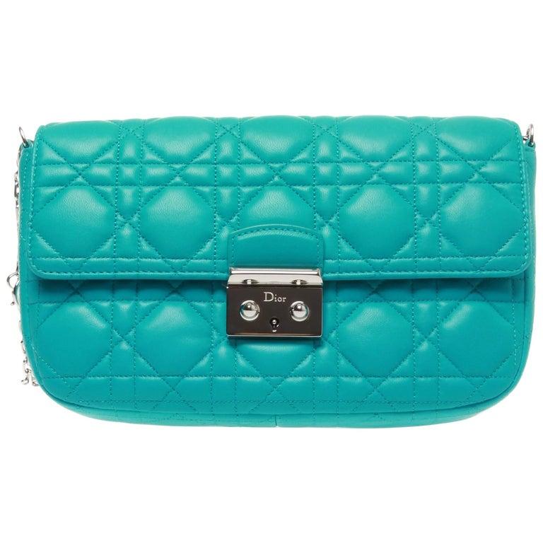 889433dc73a Christian Dior Miss Dior Promenade Clutch For Sale at 1stdibs