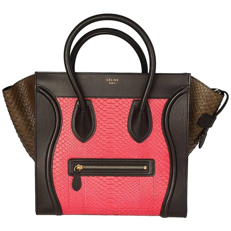 Céline Luggage Handbag