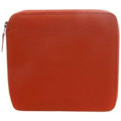 Hermes Orange CD Case