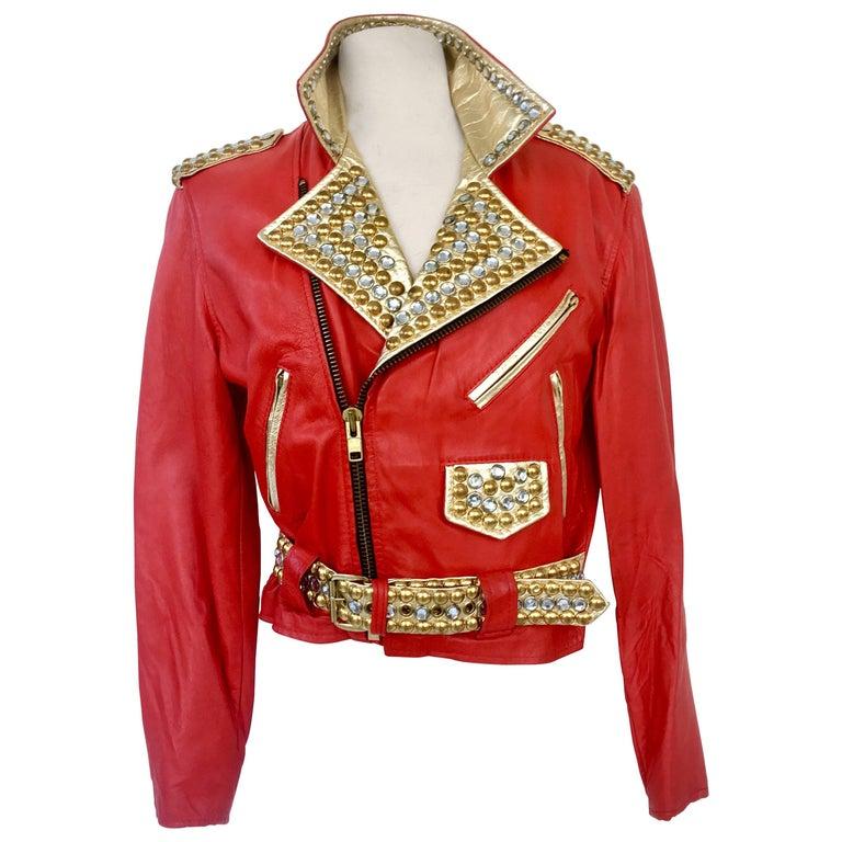 Vintage leather jackets for sale