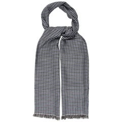 Tom Ford New Men's Stripe Cashmere Silk Suit Coat Outwear Scarf