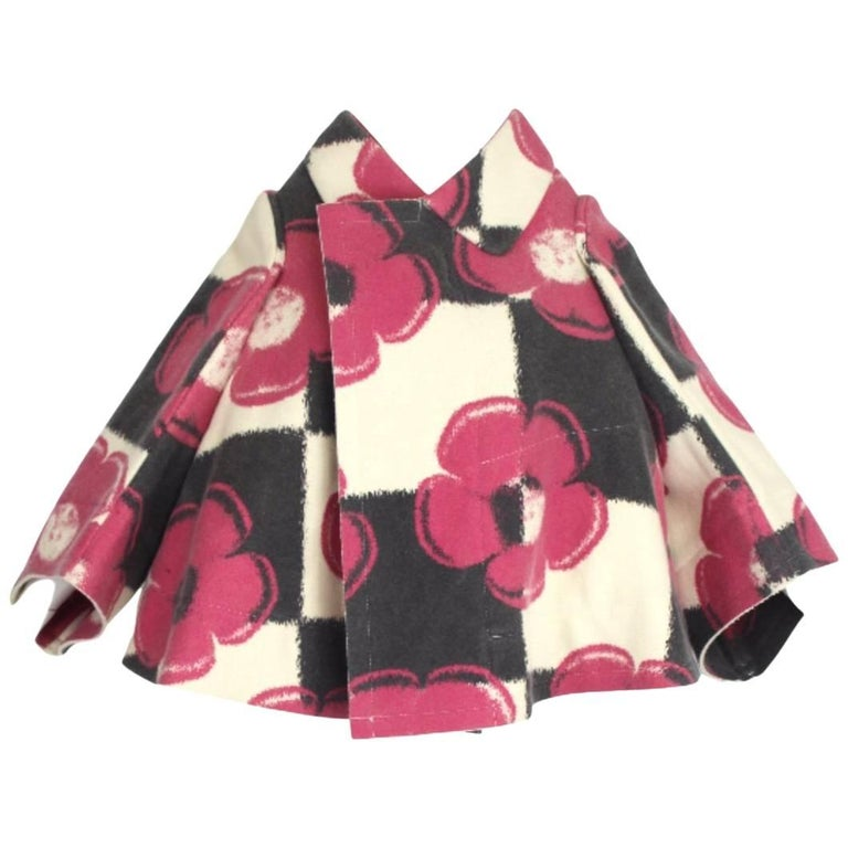 Comme des Garcons 2012 Collection Flat Pack Runway Jacket