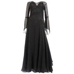 Cristobal Balenciaga EISA Dress Numbered 30650