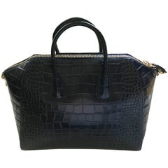 Givenchy Midnight Blue Antigona Bag Large