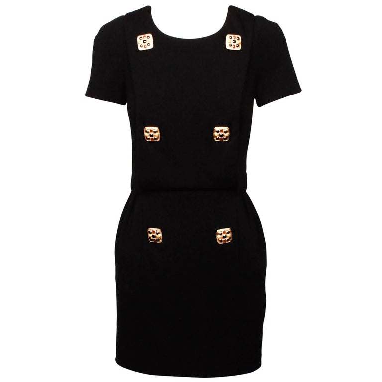 Chanel Pre-Fall Paris-Byzance Collection Dress, 2011