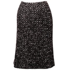 Chanel Knit Skirt