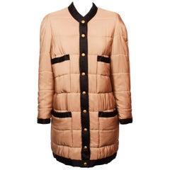 Chanel Puffer Coat