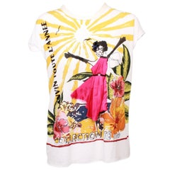 """Lanvin """"Fabulous!""""  T-Shirt From the 2009 Collection"""