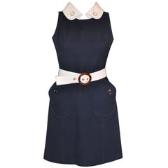 Michael Kors 1960s Style Dress  Model KDA444P 10 (US)