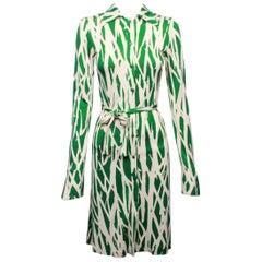 Diane Von Furstenburg Vintage Collection Shirt Dress