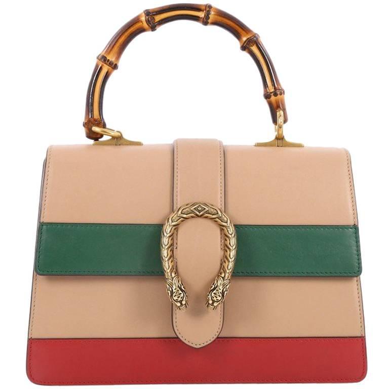 Gucci Dionysus Mini Python Bamboo-Handle Bag 4VFYBnSMRQ