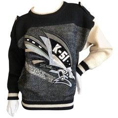 1980s Kansai Yamamoto Sweater