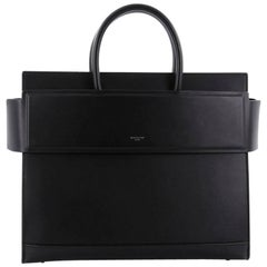 Givenchy Horizon Satchel Leather Medium