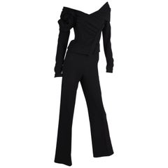 Donna Karan 2-pcs Suit - black