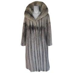 kohinoor mink fur coat