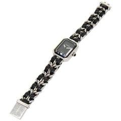 Vintage Chanel Première Rock Chain Bracelet Watch