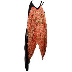 Yohji Yamamoto Origami Dress