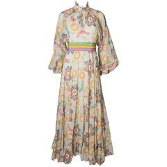 Vintage Susan Small Gown