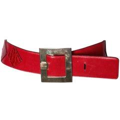 Vintage Celine Belt