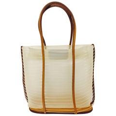 Salvatore Ferragamo Vintage Bucket Bag, 1980s