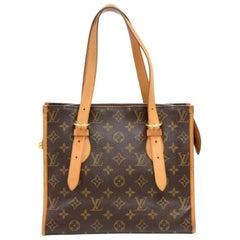 Louis Vuitton Popincourt Haut Monogram Canvas Shoulder Hand Bag