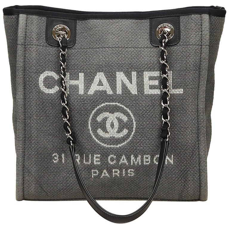 451926b20ff Chanel Deauville Tote For Sale   City of Kenmore, Washington