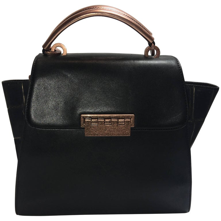 Zac Posen Top Handle Bag