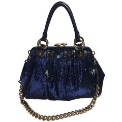 Marc Jacobs Rocker Sequin Stam Bag