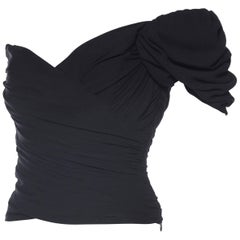 Vivienne Westwood Draped Corset Top
