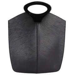 Louis Vuitton Demi Lune Tote Epi Leather