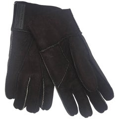 Andrew Marc Suede Gloves