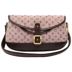 Louis Vuitton Marjorie Cerise Mini Monogram Canvas Hand Bag