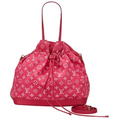 Louis Vuitton Pink Ikat Noefull MM