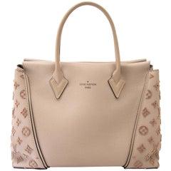 Louis Vuitton Veau Cachemire Tote W PM Galet
