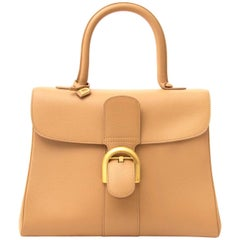 Delvaux Muscade Brillant MM