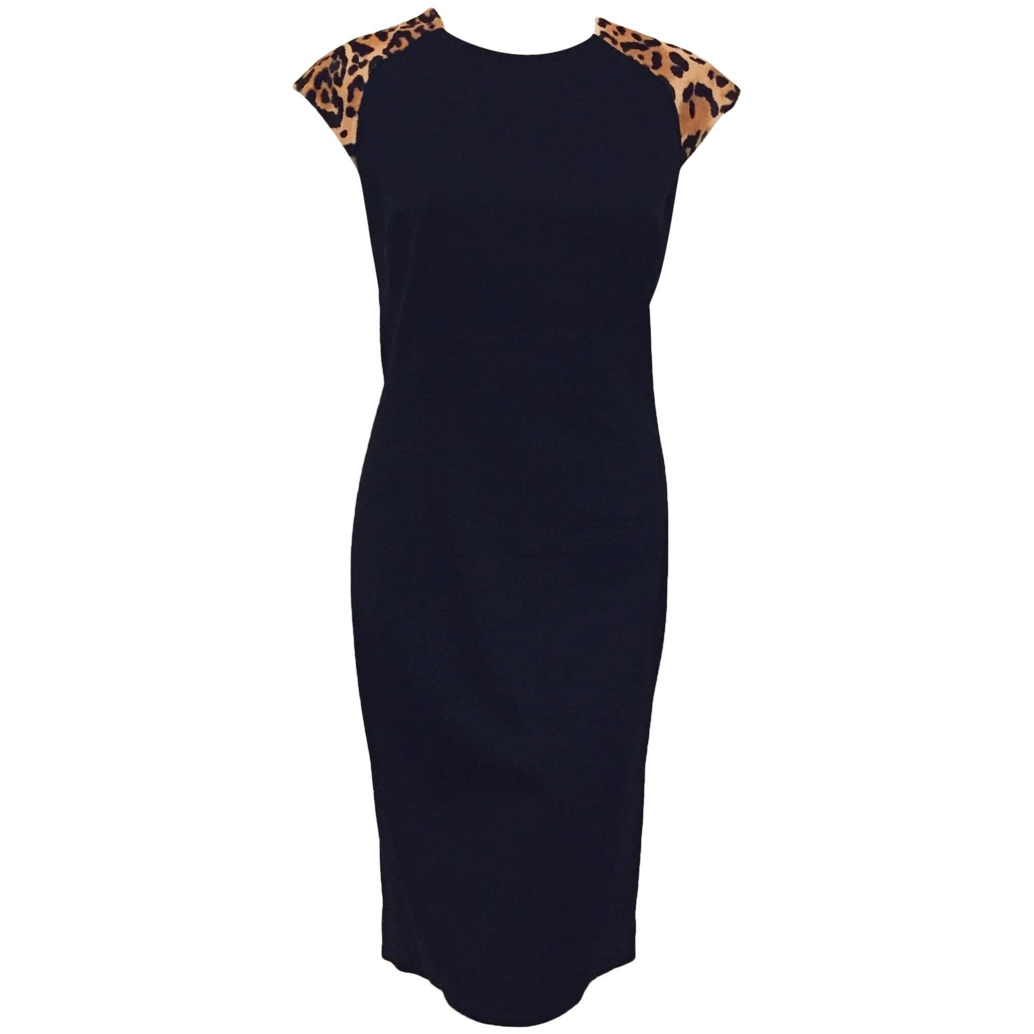 Ralph Lauren Black Tank Dress